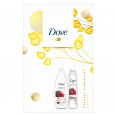 Dove Nourishing Secrets Perfect Pampering Zestaw kosmetyków
