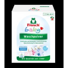 Frosch EKO Baby Washing Powder for Baby Clothes 18 Washes 1.215kg