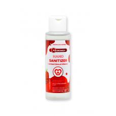 Coromed čisticí gel s antibakteriální přísadou na ruce WILD STRAWBERRY