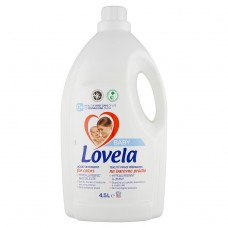 Lovela Baby Liquid Detergent for Colors 50 Washes 4.5L