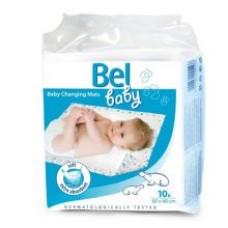 Bel Baby Changing Mats 60 x 60 cm 10 pcs