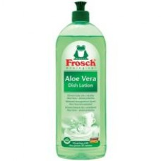 Frosch Ecological Aloe Vera Dish Lotion 750ml