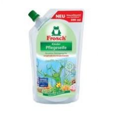 Frosch Tekuté mýdlo pro děti - náhradní náplň
