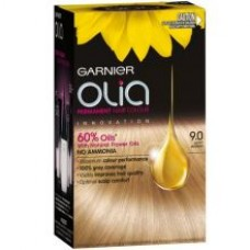 Garnier Olia Permanent Hair Color Golden Light Blond 9.3