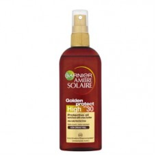 Garnier Ambre Solaire Oil for Sunbathing PF 30 150ml