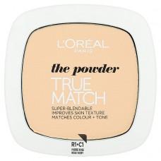 L'Oréal Paris True Match Compact Powder Rose Ivory C1 9g
