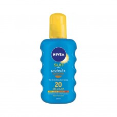 Nivea Sun Protect & Bronze Sun Spray SPF 20 200ml