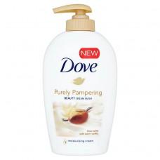Dove Shea Butter with Warm Vanilla Kremowy płyn myjący 250 ml
