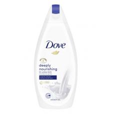Dove Deeply Nourishing Żel pod prysznic 500 ml