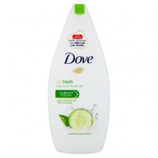 Dove Go Fresh Cucumber & Green Tea Scent Żel pod prysznic 500 ml