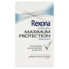 Rexona Maximum Protection Clean Scent Antyperspirant w kremie 45 ml