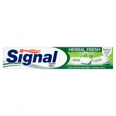 Signal Family Care Herbal Fresh Toothpaste 75ml