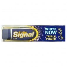 Signal White Now Gold! Pasta do zębów 50 ml