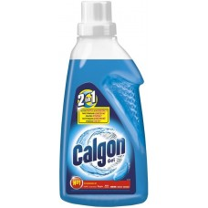 Calgon 2w1 Żel do pralek przeciw osadzaniu się kamienia 1500 ml (30 prań)