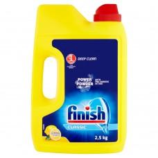 Finish Classic Lemon Proszek do mycia naczyń w zmywarkach 2,5 kg
