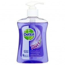 Dettol Soft on Skin Liquid Soap with Lavender Extract 250ml