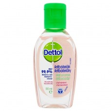 Dettol Antibacterial Hand Gel with Camomile 50ml