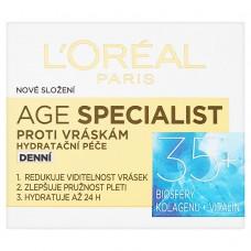 L'Oréal Paris Age Specialist 35+ Moisturizing Anti-Wrinkle Day Care 50ml