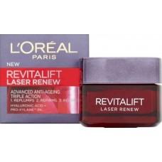 L'Oréal Paris Revitalift Laser X3 Daily Anti-Wrinkle Intensive Care 50ml