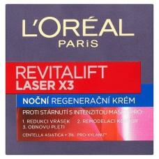 L'Oréal Paris RevitaLift Laser X3 Regenerating Night Wrinkle Cream 50ml