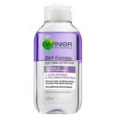 Garnier Skin Naturals 2in1 Restorative Eye Make-Up Remover 125ml