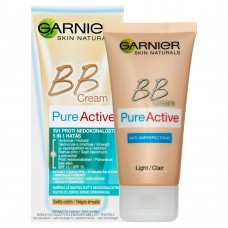 Garnier Skin Naturals BB Cream Pure Active 5 in 1 Anti-Imperfections 50ml