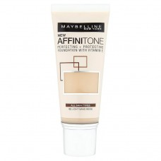 Maybelline New York Affinitone 03 Light Sand Beige Hydrating Make-Up 30ml