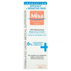 Mixa Sensitive Skin Expert 24hr Moisturising Balancing Cream 50ml
