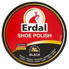 Erdal Krém na obuv černý dóza
