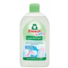 Frosch Baby Eco Detergent for Baby Bottles and Teats 500ml