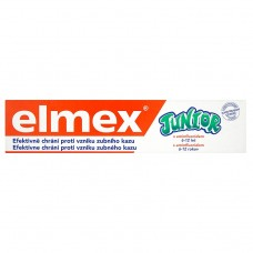 Elmex Junior Fluoride Toothpaste 75ml