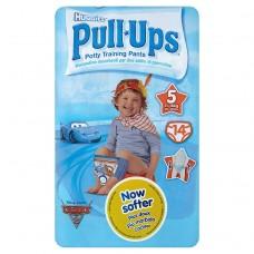 Huggies Pull-Ups Disney cars 2 tréninkové plenkové kalhotky 5 11-18 kg