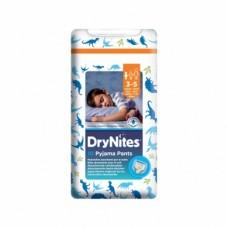 HUGGIES® DryNites plenkové kalhotky pro chlapce 3-5 let
