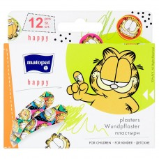 Matomat Happy Plasters for Children 12 pcs