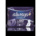 Always Ultra Night Podpaski higieniczne ze skrzydełkami 7 sztuk