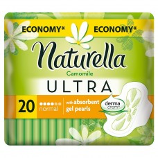 Naturella Ultra Normal Camomile podpaski 20 sztuk
