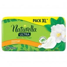 Naturella Ultra Normal Green Tea Magic podpaski 20 sztuk