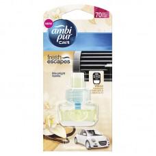 Ambi Pur Car Moonlight Vanilla Wkład do samochodowego odświeżacza powietrza 7ml