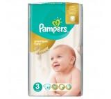 Pampers Premium Care rozmiar 3 (Midi), 5–9kg, 60 pieluszek