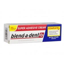 Blend-a-dent Complete Klej do protez o oryginalnym smaku 47 g