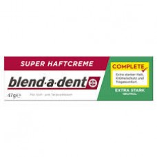 Blend-a-dent Complete Klej do protez o neutralnym smaku 47 g