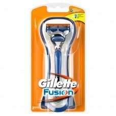 Gillette Fusion5 Maszynka do golenia dla mężczyzn + 1 ostrze wymienne