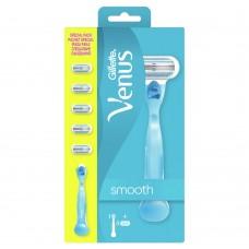 Gillette Venus Rączka Maszynki Do Golenia Dla Kobiet + 5 Ostrzy