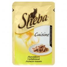 Sheba z kurczakiem Karma pełnoporcjowa 85 g