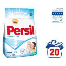 Persil Sensitive Washing Powder 20 Washes 1.4kg