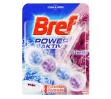 Bref WC Power Aktiv Zawieszka myjąco-zapachowa do muszli WC lawendowe pole 50 g