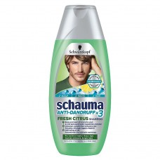 Schauma Anti-Dandruff X3 Shampoo Fresh Citrus 250ml