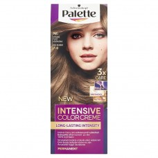 Palette Intensive Color Creme Farba do włosów Średni blond N6