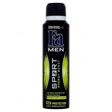 Fa Men Sport Energy Boost Antyperspirant 150 ml