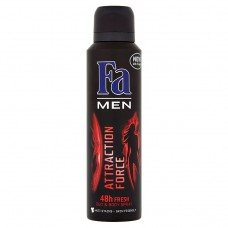 Fa Men Attraction Force Dezodorant w sprayu 150 ml